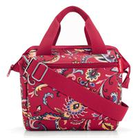 Сумка Allrounder cross paisley ruby, Reisenthel