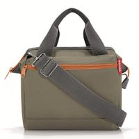 Сумка allrounder cross olive green, Reisenthel