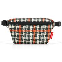 Сумка поясная beltbag s glencheck red, Reisenthel